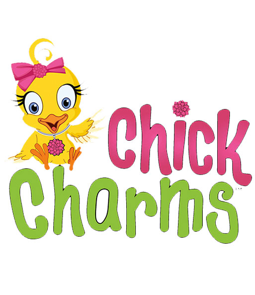'Chick Charms®'-Mix mit Gold Nugget®