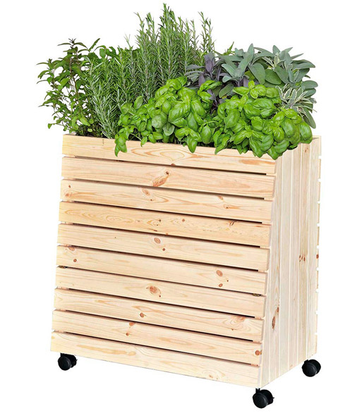 Multifunktions-Hochbeet Greenbox® M (79 x 80 x 30 cm)
