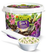 COMPO® 5 in 1 Pflanz-Dünger