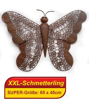 XXL-Schmetterling