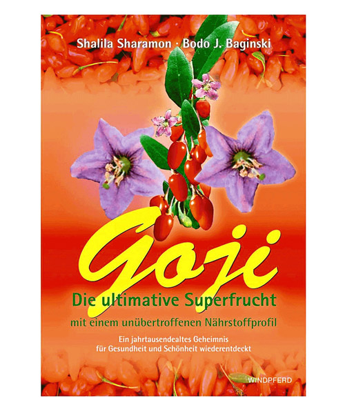 Goji 'Superfruit' + Buch
