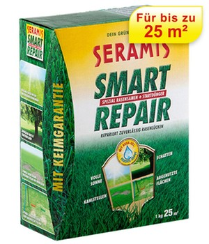 SERAMIS® Smart Repair Rasensamen