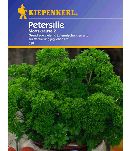 Petersilie 'Mooskrause 2'