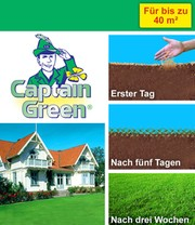 Captain Green® Wunder-Rasen