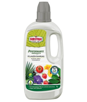 SUBSTRAL® Performance Organics Pflanzennahrung