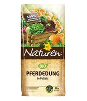 Naturen® BIO Pferdedung in Pellets