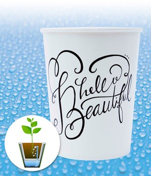 WaterWick® Topfsystem 'Hello Beautiful'