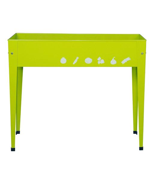 hochbeet f r balkon terrasse 39 green lime 39 top qualit t. Black Bedroom Furniture Sets. Home Design Ideas