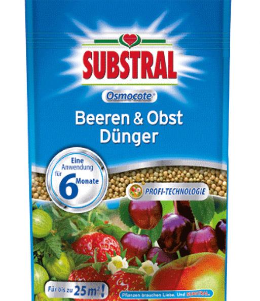 SUBSTRAL® Beeren & Obst Düngeperls